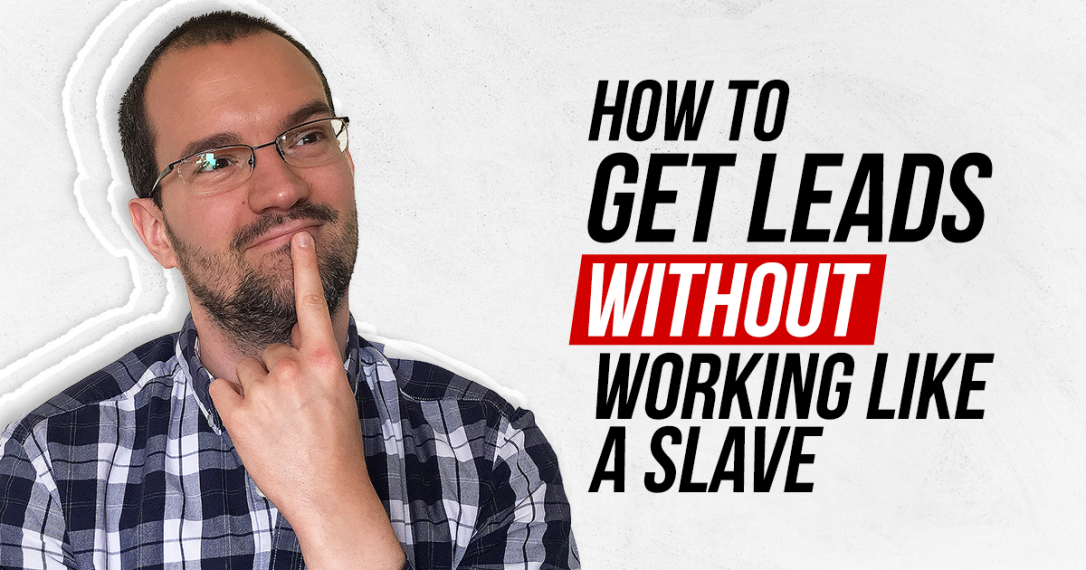 How Lead Automation Helps You Avoid Working Like a Slave