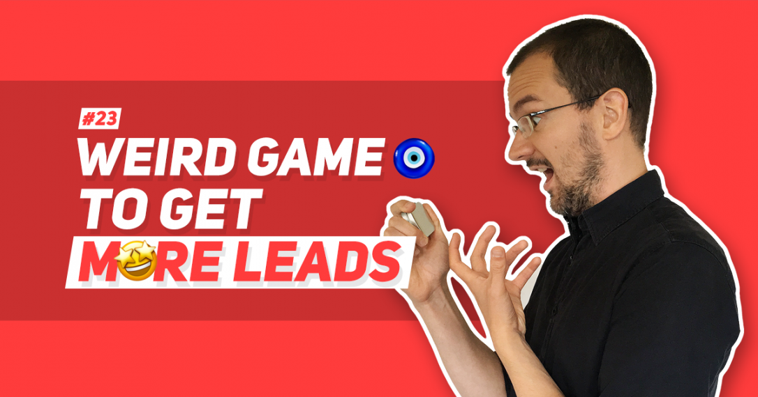 How This Weird Game Boosts Your Lead Generation Strategies