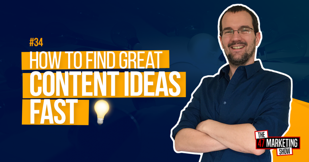 7 Ways To Find Great Content Ideas For Lead Generation Quickly