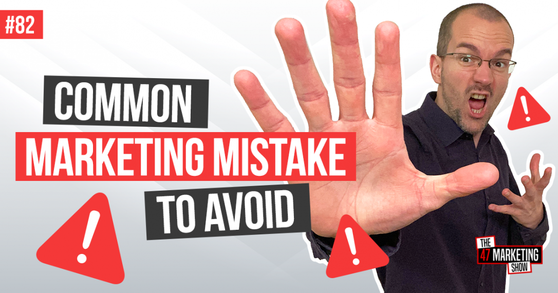 STOP Doing This Common Lead Generation Mistake