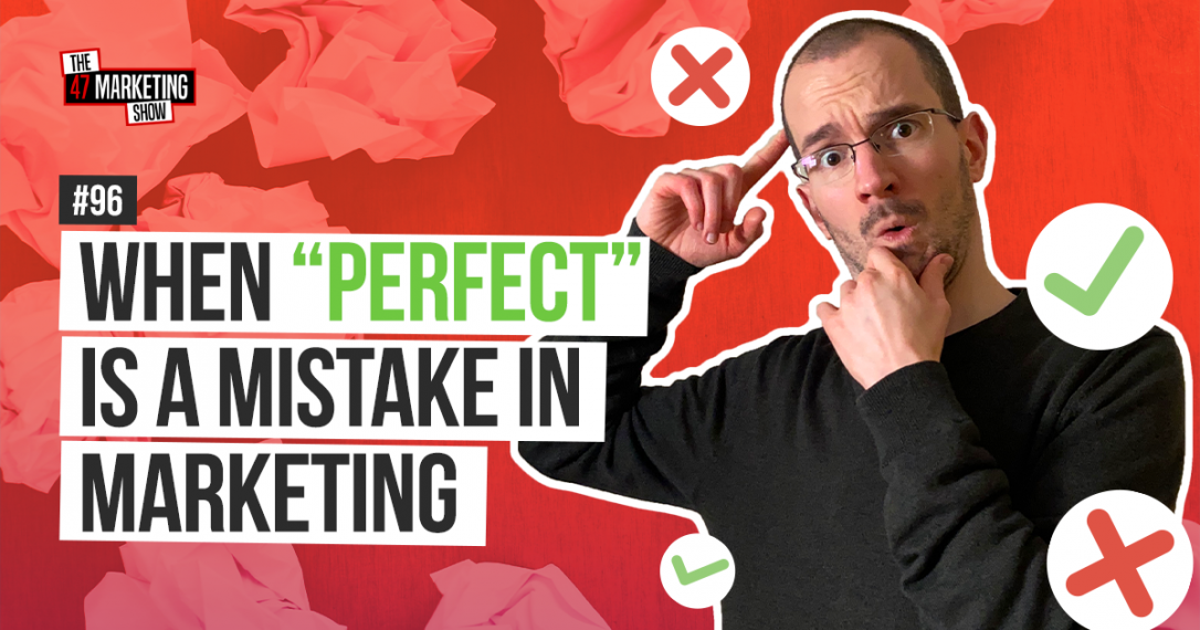 Perfect vs Productive - Digital Marketing Strategy For Solopreneurs